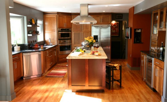 Griswold Ct Kitchen Remodeling in Sterling VA