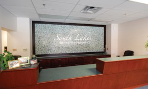 South Lakes HS Office Renovation in Reston VA