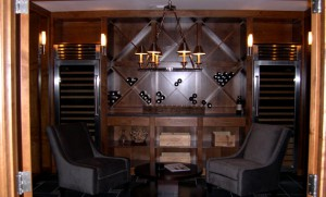 The Reserve Wine Cellar Design and Construction McLean VA