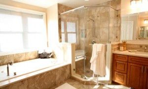 Winstead St Bathroom Remodeling in Great Falls VA