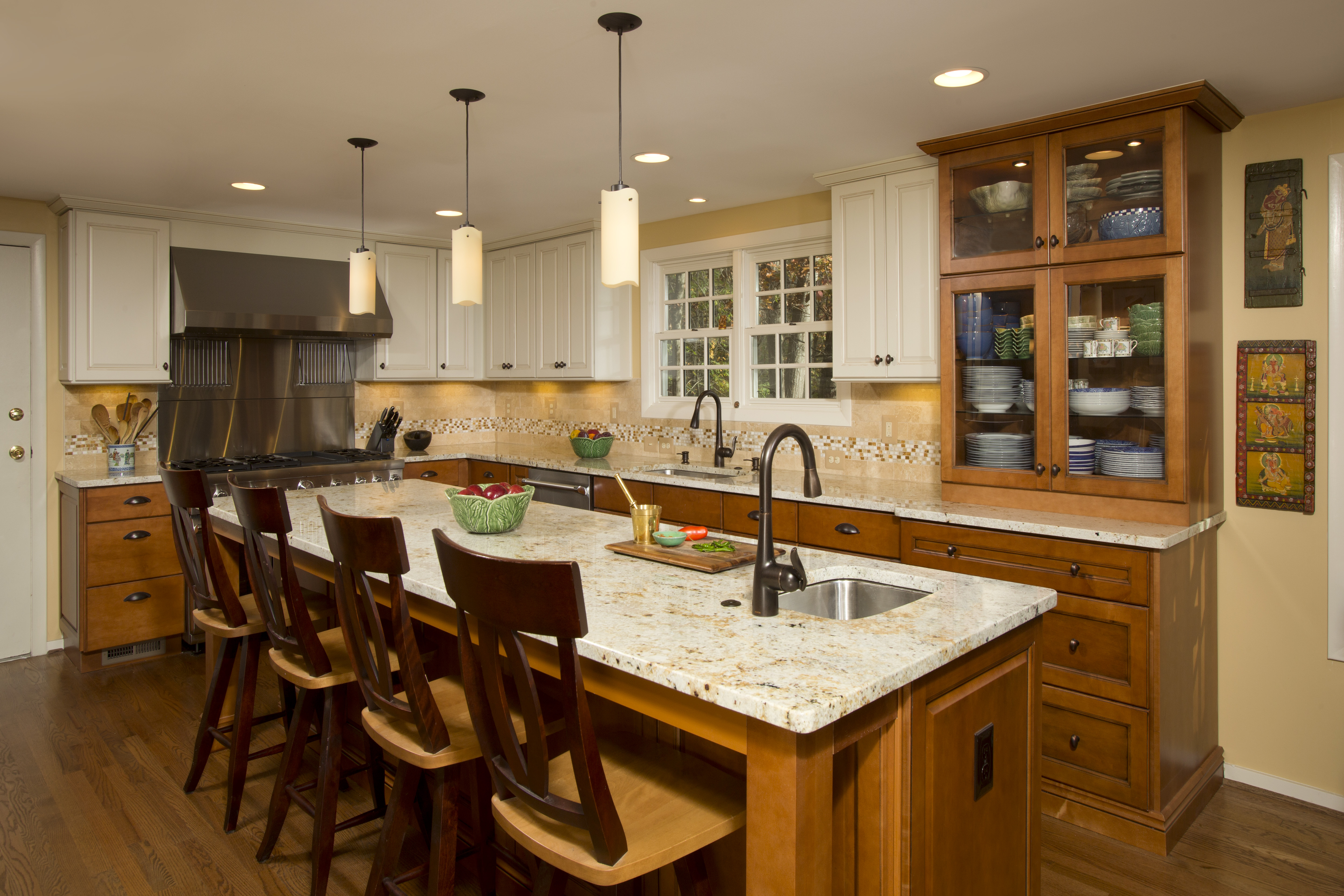 Custom Kitchen Remodeling Kitchen Renovations