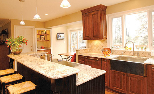 Ehd Design Build Group Kitchen Remodeling In Chantilly Va