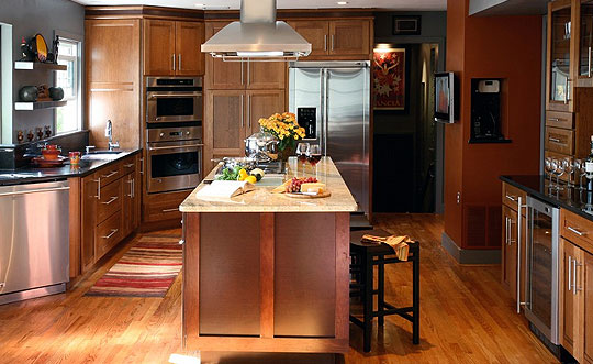 Kitchen Remodeling in VA, MD and DC